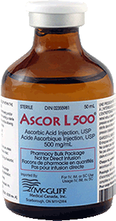 Ascorbic Acid Injection, Vitamin C Injection